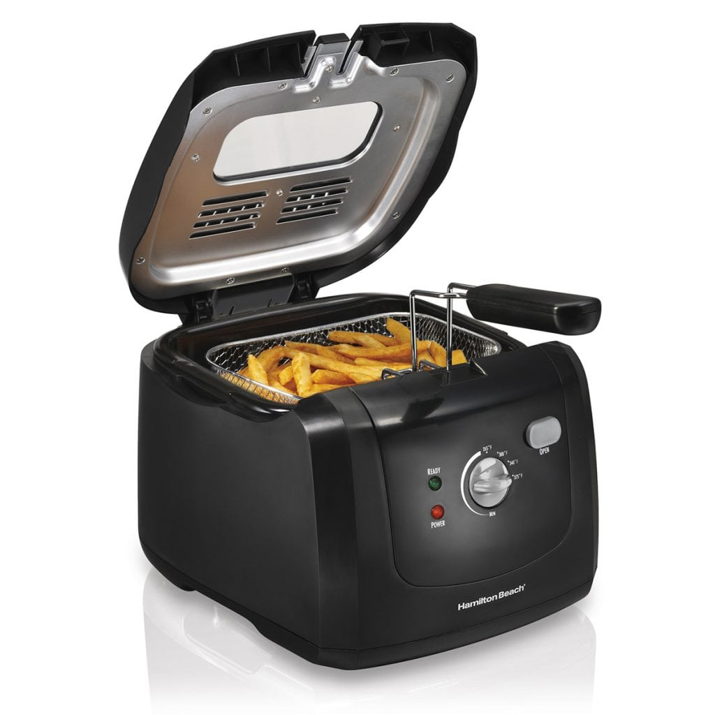 best deep fryer for fast cooking